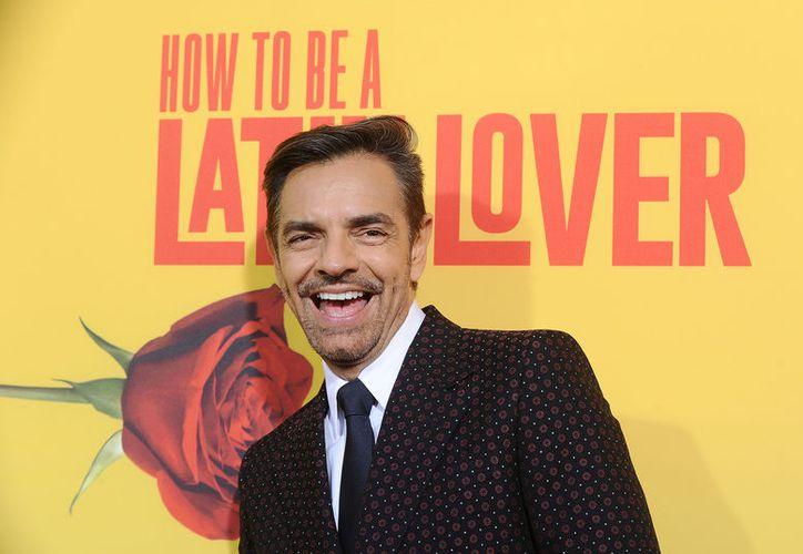 Derbez presentó este año la película How to be a Latin Lover. (Contexto)