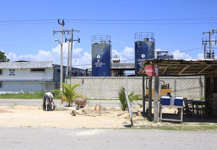 Se realizarán las acciones para reactivar el parque industrial de Chetumal. (Harold Alcocer/SIPSE)
