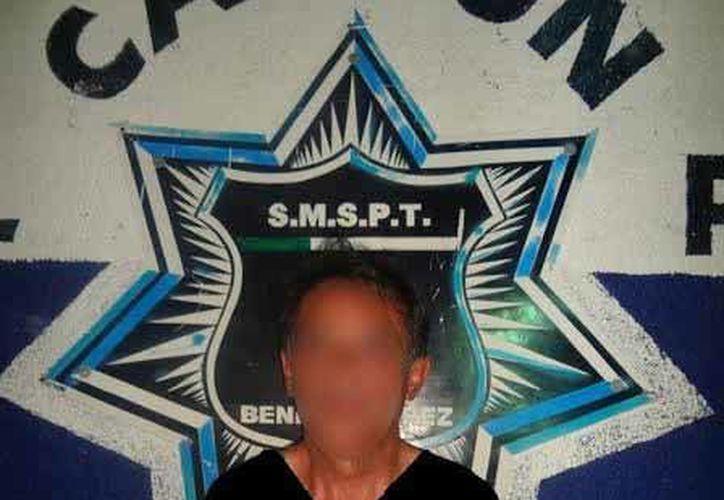 El detenido es originario de Cuba y tiene 58 años de edad. (Redacción/SIPSE)
