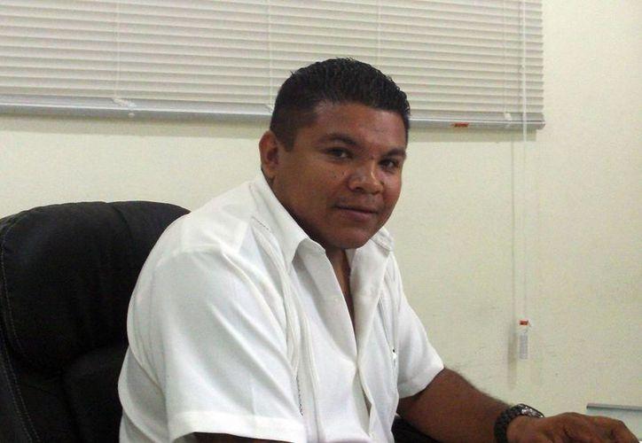 Arturo Quezada Pech. (Manuel Pool/SIPSE)