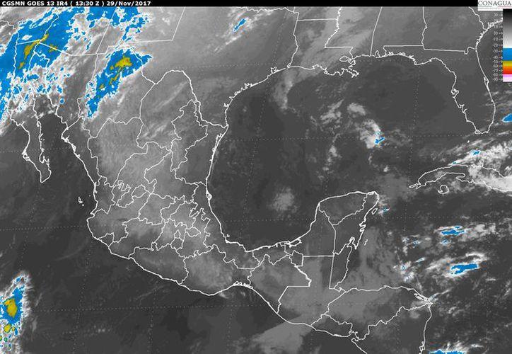 Los vientos oscilarán entre los 10 y 15 kilómetros por hora en Cancún. (Conagua)