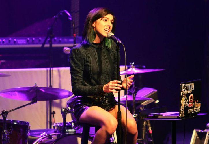 Christina Grimmie tenía 22 años, y  fue una de las estrellas del famoso programa musical, después de participar en el equipo de Adam Levine, cantante de Maroon 5. (AP)