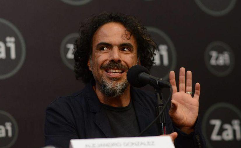 El director cinematográfico Alejandro González Iñárritu hablo sobre los discursos antimigrantes que últimamente han acaparado la vida pública en los Estados Unidos, esto durante un reconocimiento que le fue otorgado en el Museo del Arte del Condado de Los Ángeles. (Archivo Notimex)