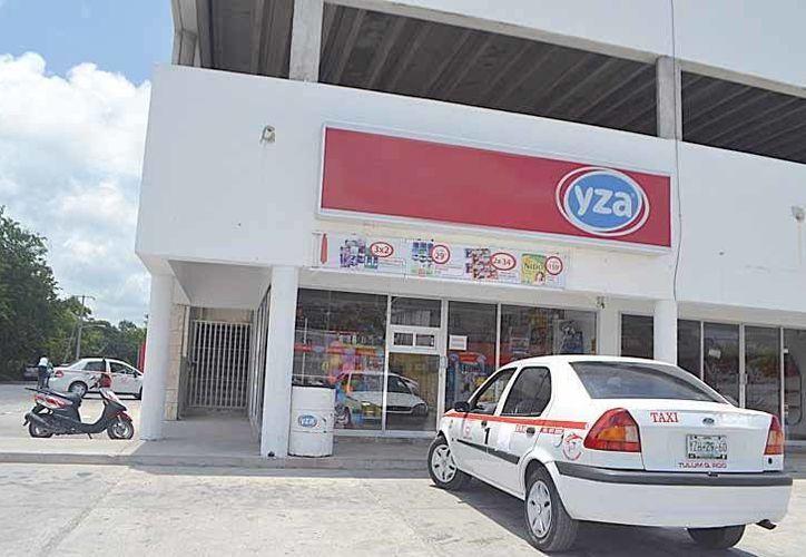 Los dos primeros reportes de robos fueron perpetrados en farmacias a plena luz del día. (Redacción/SIPSE)