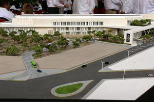 Presentan proyecto del Centro Internacional de Congresos de Yucatán