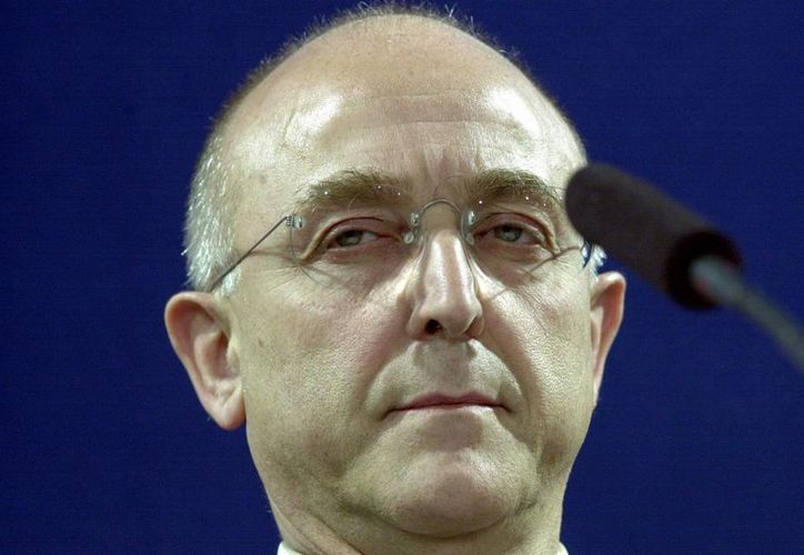 Enrique Mathov, exsecretario de Seguridad Interior de Argentina, quien es parte de los acusados. (Archivo/EFE)