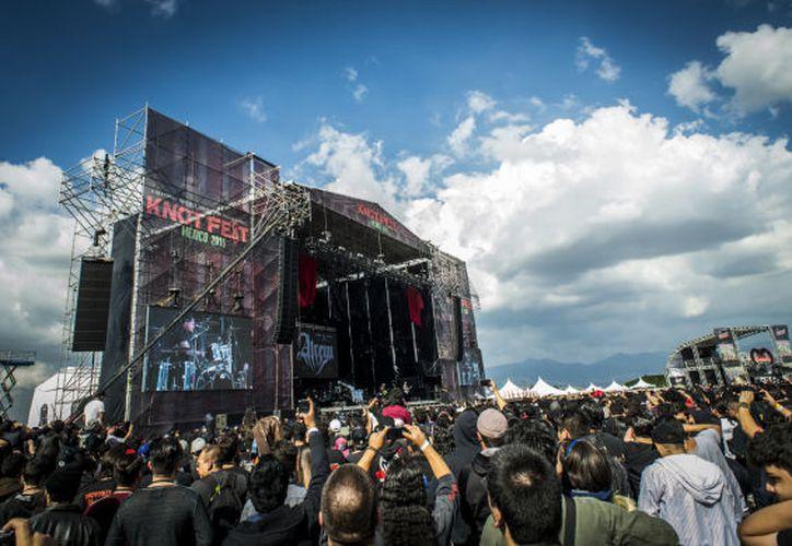 El KnotFest México se llevará a cabo el próximo 28 de octubre. (Rock Activist)