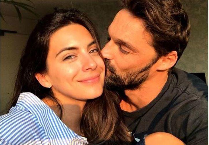 Tras más de dos años de relación, Ana e Iván siguen juntos y muy enamorados. (Instagram)