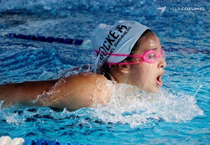 Los competidores deben estar afiliados a la Federación Mexicana de Natación. (Foto: Redacción)
