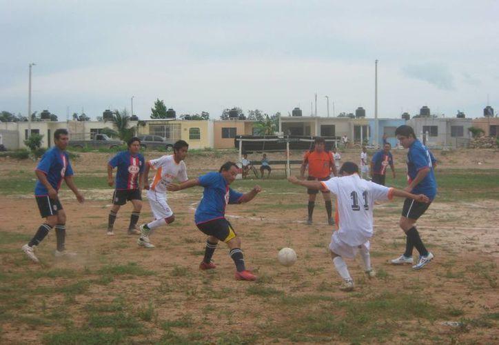 Ribereños de Obregón ocupan el último lugar, de los ocho partidos jugados han perdido siete y empatado uno. (Jorge Carrillo/SIPSE)
