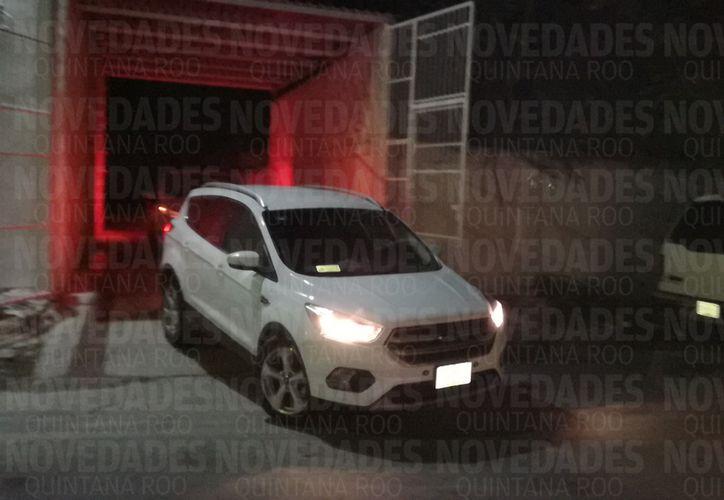 Mauricio Góngora fue detenido en la Ciudad de México, y trasladado a Chetumal la madrugada de ayer. (Redacción)