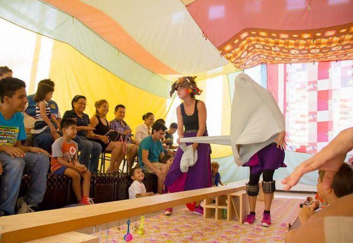 Ambas puestas en escena forma parte de la Muestra de Artes Escénicas verano-otoño. (Alejandra Flores/SIPSE)