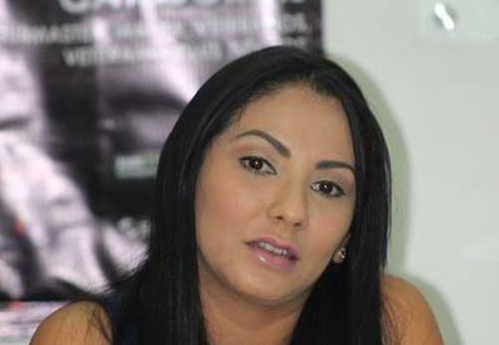 Viridiana Paredes, organizadora principal del evento, señaló que en esta primera edición se espera que asistan más de mil corredores. (Marco Moreno/SIPSE)