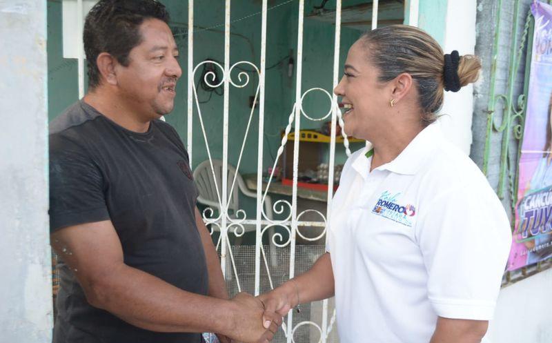 Romero Gómez quiere que Cancún sea de todos y no sólo de los turistas. (Foto: Redacción / Sipse )