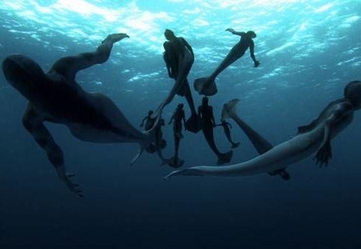 Autoridades niegan reiteradamente evidencias de humanoides acuáticos. (washingtonpost.com)