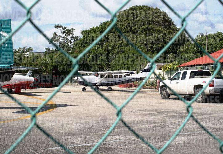 En Playa del Carmen actualmente se cuenta con un aeródromo. (Octavio Martínez/SIPSE)