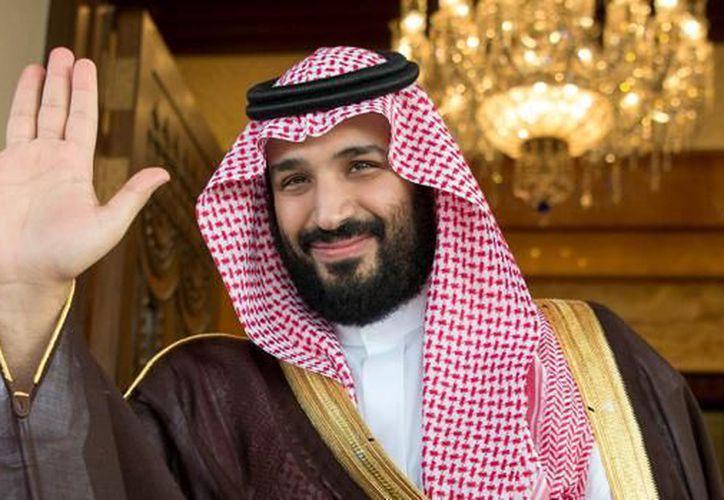 Israel ve positivas las acciones del príncipe heredero Mohamed Bin Salmán. (ABC)