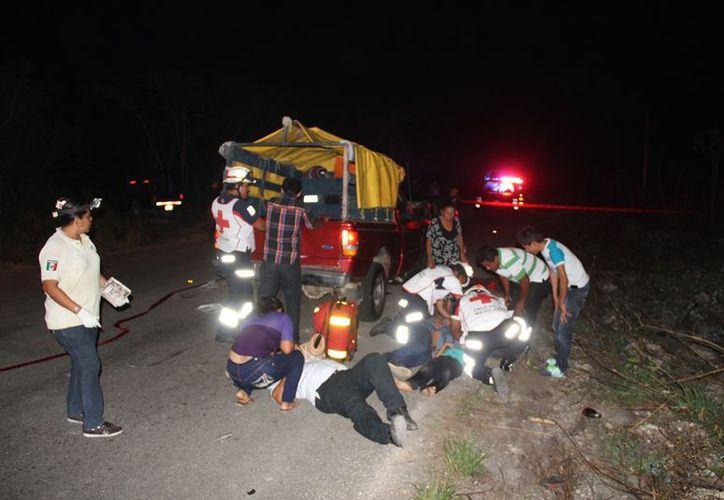 Durante la zafra pasada se registraron 10 accidentes, que cobraron la vida de tres personas en la zona cañera de Quintana Roo. (Carlos Castillo/SIPSE)