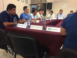 Inicia sesión de Consejo Municipal del Ieqroo en Isla Mujeres