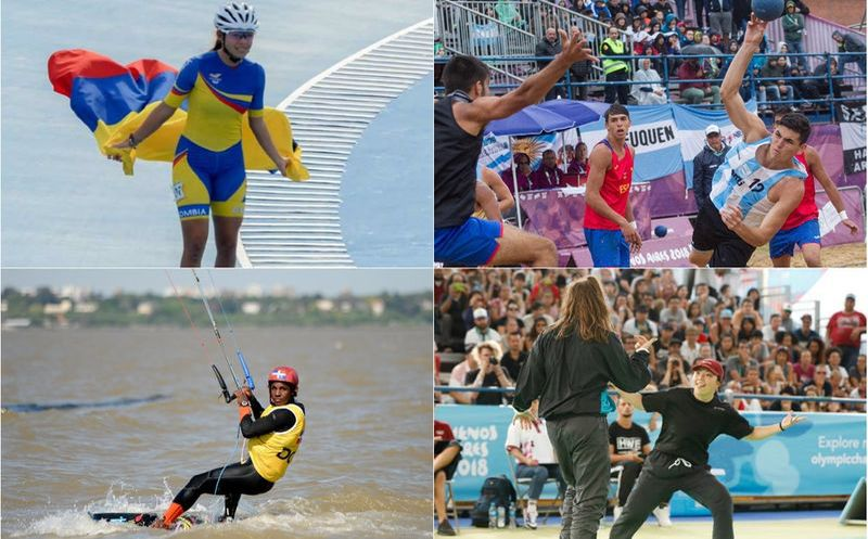 Conoce Los Deportes Olimpicos Que Se Estrenaron En Argentina