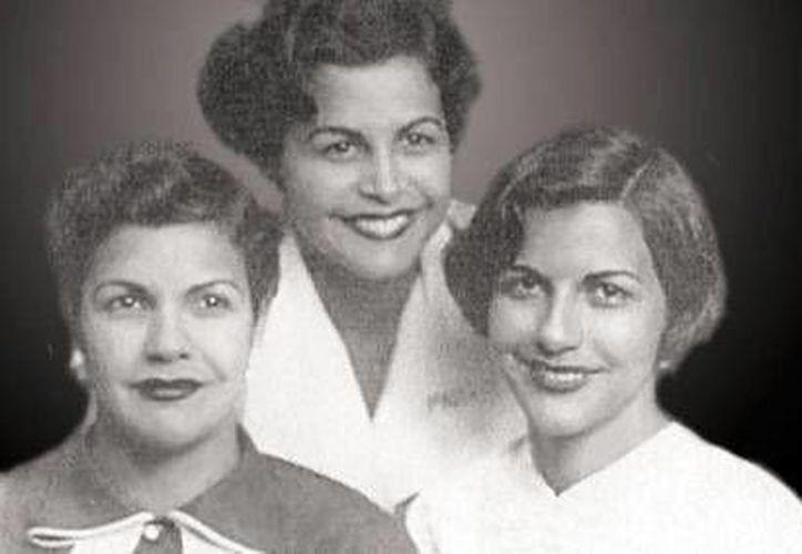 La historia de las hermanas Mirabal, quienes se opusieron a la dictadura de Rafael Leónidas Trujillo, fue la pieza escogida para el andador. (Contexto/Internet)