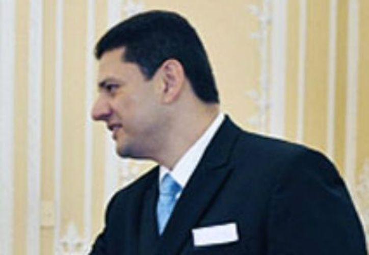 El ex embajador de Honduras en Colombia Carlos Rodríguez Andino. (Milenio)