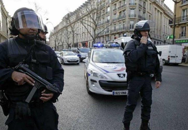 En el asilo atacado en las primeras horas del viernes, tiempo de Francia, viven unas 70 personas. (Archivo/AP)