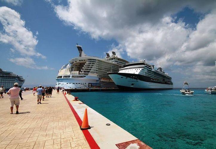 Buscan incluir a Cuba en la ruta de cruceros del Caribe. (Ángel Castilla/SIPSE)