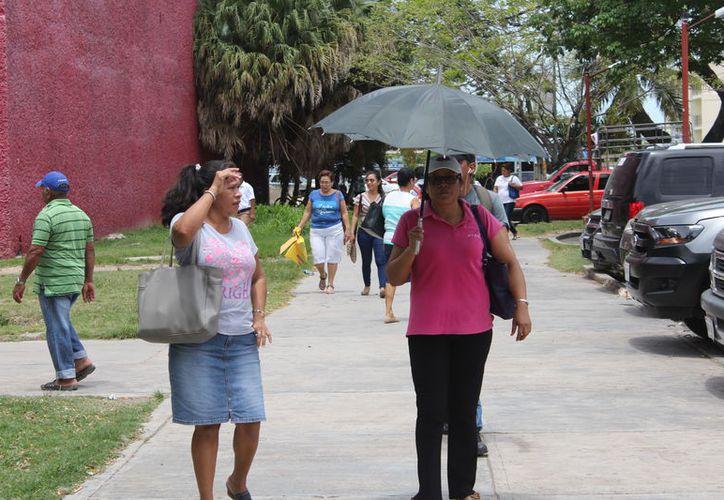La declaratoria de emergencia por el calor en Quintana Roo, ha concluido. (Joel Zamora/SIPSE)