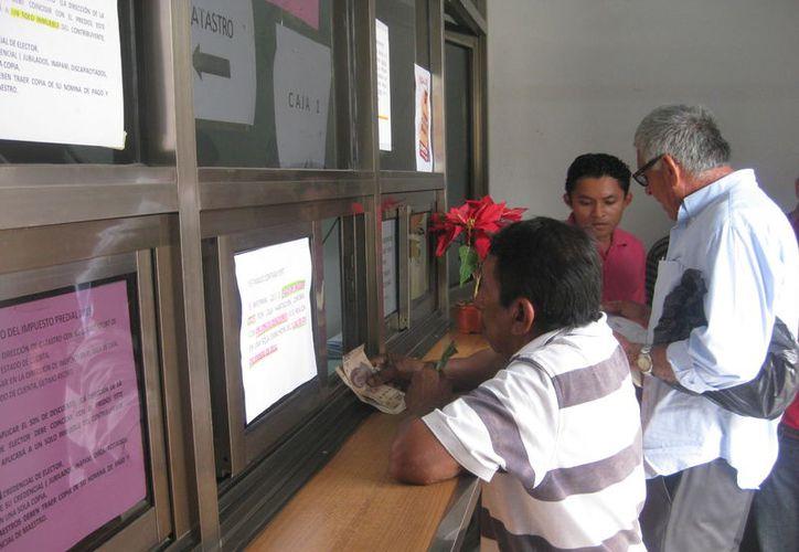 La autoridad municipal estima recaudar seis millones 439 mil 911 pesos, un incremento superior del 73% en comparación del año pasado. (Javier Ortiz/SIPSE)