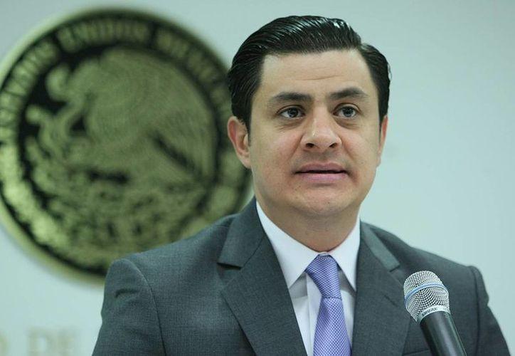 El panista José María Martínez, presidente de la Comisión Especial para la Reforma del Estado. (pan.senado.gob.mx)