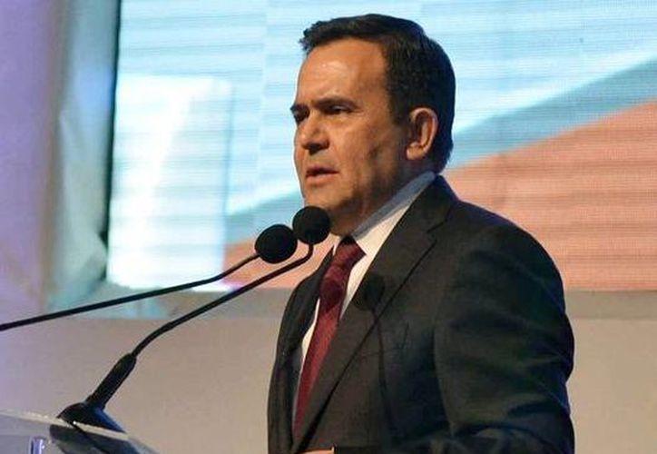 En la reunión de la Apec se tocaron temas como el apoyo al Sistema Multilateral de Comercio. En la foto, el secretario de Economía, Ildefonso Guajardo. (Notimex/Foto de archivo)