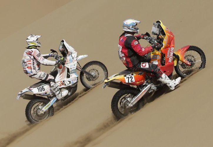 Actualmente el Dakar se disputa en Perú, Argentina y Chile. (Foto: Agencias)
