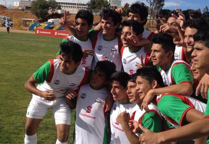 La Selección Yucatán Sub-15 jugará la final hoy ante Jalisco. (SIPSE)