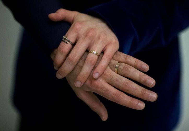 Michigan se convierte en el estado número 17 de EU en reconocer plenamente los derechos civiles de parejas homosexuales. (Agencias)