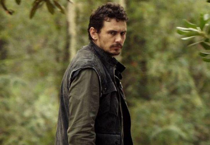 James Franco buscó la humanidad de su personaje en su sed desesperada de poder y su ambición desmesurada. (gq.com)