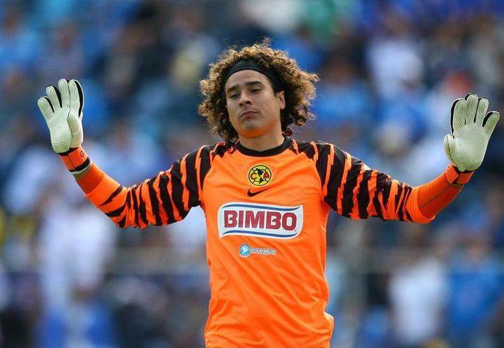 El ex futbolista de América, se encontraría en los planes de las Chivas para la próxima temporada de la Liga Mx.(Archivo/Notimex)