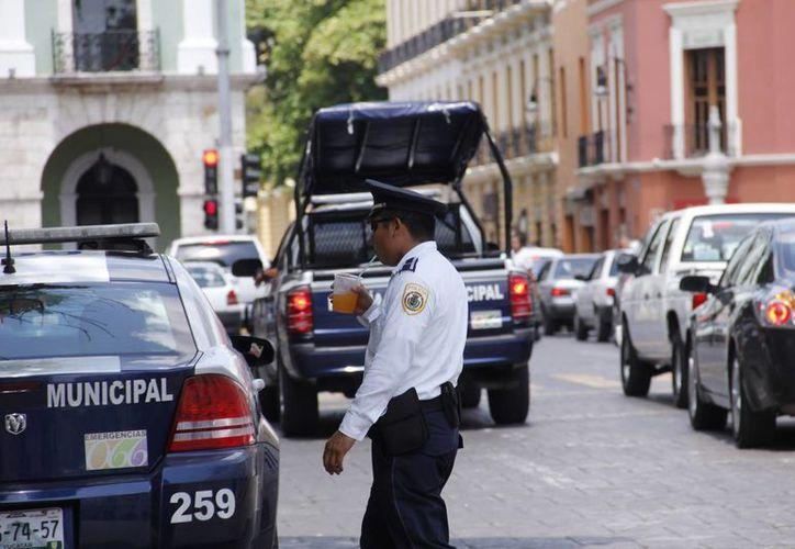 El bienestar y la tranquilidad de los yucatecos descansan sobre las columnas de la seguridad pública, la prevención y la participación social, dijo el Gobernador. (Archivo SIPSE)