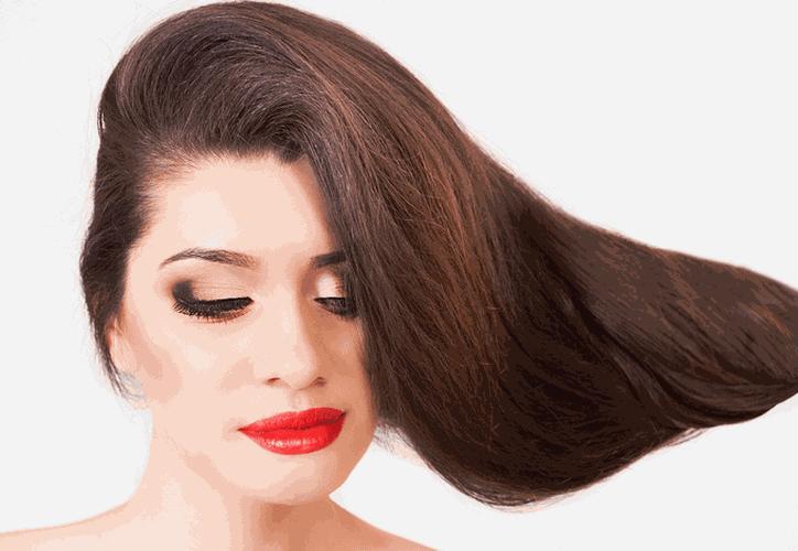 Al trenzar el cabello se evita que se enrede. (López Dóriga Digital)