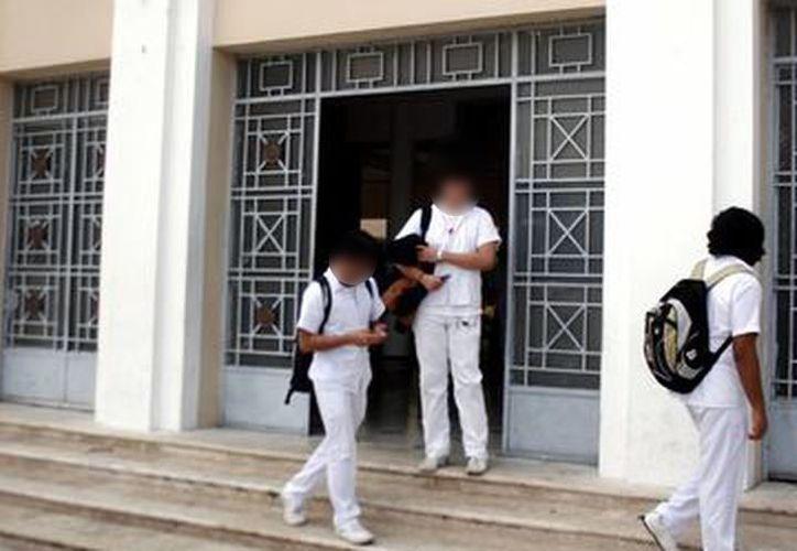 La imputada es estudiante de una facultad de la Universidad Autónoma de Yucatán (Uady). (SIPSE)