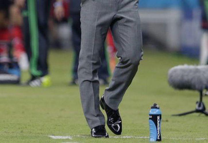 'No pudimos con México, recoció el técnico croata Nico Kovak. (AP)