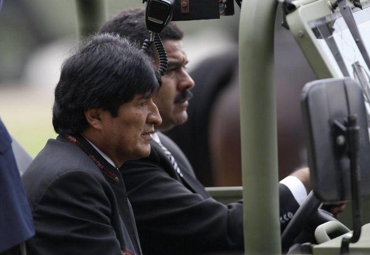 El gobierno de Bolivia ha manifestado que ese país tiene el derecho de industrializar la hoja de coca. (Agencias)