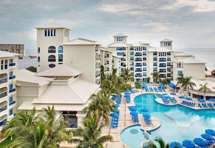 Los hoteles españoles están instalados en el corredor turístico Cancún-Riviera Maya. (Redacción)