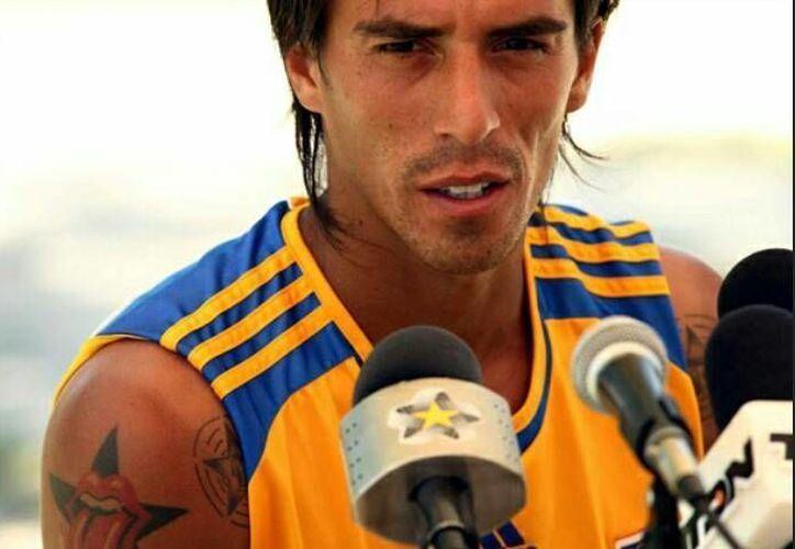 Lucas Lobos es considerado uno de los últimos ídolos de la afición de Tigres de UANL. (Facebook)