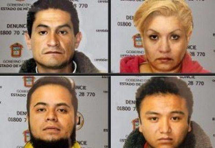 Las autoridades detuvieron a cuatro personas en un inmueble de la colonia Agrícola Francisco I. Madero. (Milenio)