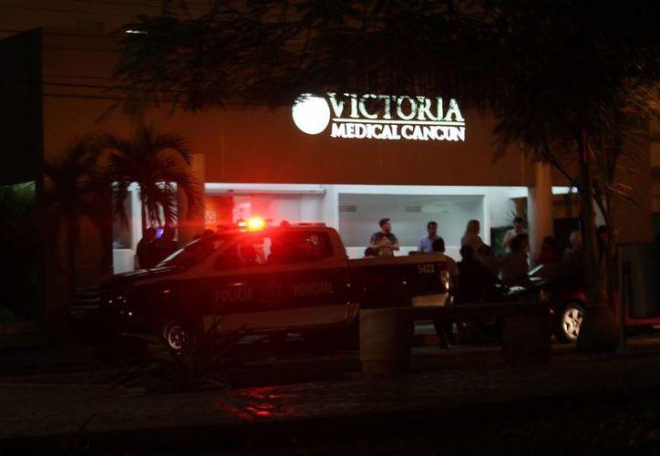 La dueña de un negocio de Puerto Morelos falleció en la Clínica Victoria de Cancún tras ser lesionada por su asaltante. (Redacción/SIPSE)