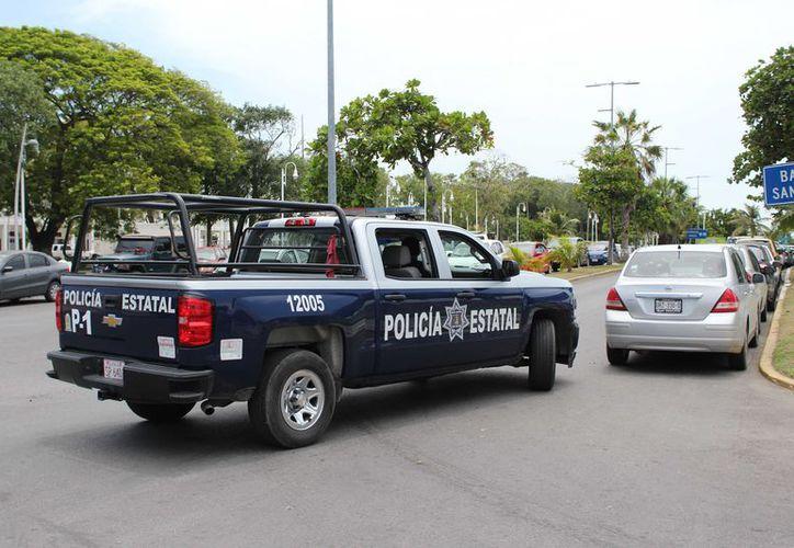 La desaparición de una menor de edad de 12 años, desde la noche del jueves pasado, activó la alerta Amber en Chetumal,  provocó el movimiento de todas las corporaciones policiacas. (Joel Zamora/SIPSE)
