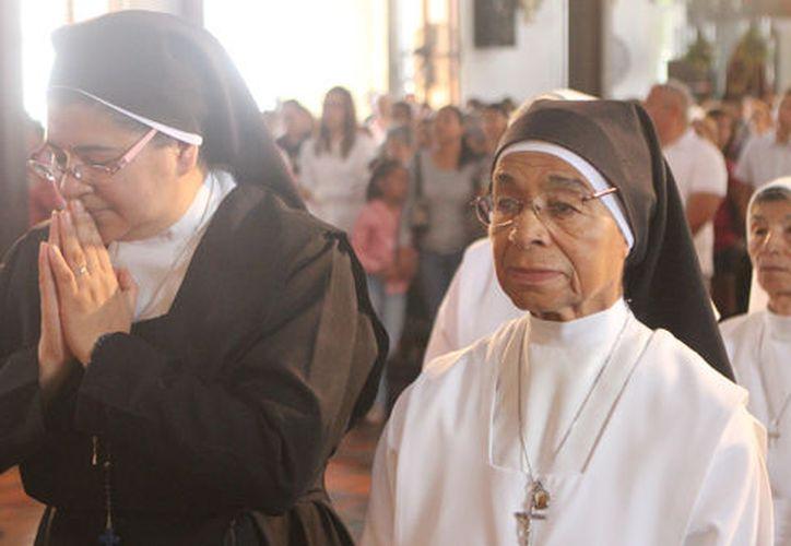 La iglesia católica en Venezuela también sufre los efectos del a crisis del país. (versionfinal.com.ve)