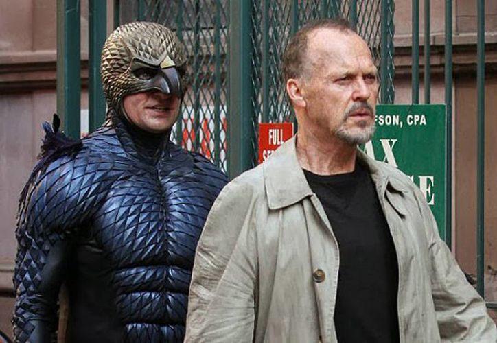 'Birdman' se perfila para ser una de las grandes ganadoras en la temporada de premios 2015. (Agencias)