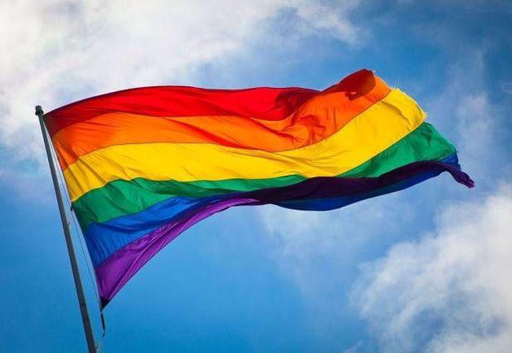 Díaz Zavala es la primera persona perteneciente a la comunidad LGTB que incursiona en la política local. (Internet)